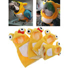 Bird Parrot Winter Coat Warm Hooded Clothes Apparel Party Costume