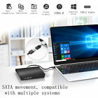 Portable USB3.0 Type-c DVD RW CD Writer Drive Burner Reader Player For Laptop PC