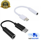 SAMSUNG GALAXY USB Type c to 3.5mm AUX Audio Headphone Jack S20 Note20 Adapter