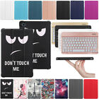 For Samsung Galaxy Tab A7 10.4 2020 T500/T505 Case Stand Wireless Keyboard