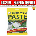 151 Extra Strong Wallpaper Paste Super Sticky Adhesive for All Types Wall Paper