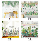 Living Room Home Decor Removable Tropical Plant Diy Wall Sticker Self