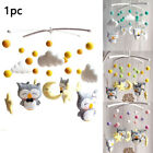 Hanging Cute Non-woven Fabric DIY Bed Bell Rattles Toy Without Bracket Baby Crib