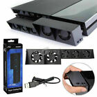 USB Heatsink 5 Fan For PS4/PS4 Pro Game Accessories Play Station 4 Cooling fan