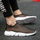 Summer men shoes Mesh Casual Breathable hollow Sneakers Running lover Shoes