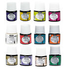 Pebeo Vitrail Stained Glass Effect Paint 45ml TRANSPARENT Colours  Mediums