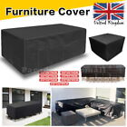 Extra Large Garden Patio Furniture Cover Cube Sofa Covers Outdoor Waterproof