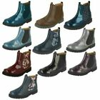 Startrite Girls Ankle Boots - Chelsea