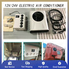 Universal Automotive Truck Car Electric Air Conditioner 12V 24V Car Conditioning