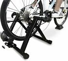 BalanceFrom Bike Trainer Stand Steel Bicycle Exercise Magnetic Stand with Front