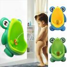 Bathroom Frog Pee Trainer Baby Kid Children Potty Urinal Boy Training Y5S5