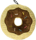 Trustypup Donuts and Beer Durable Plush Dog Toys with Squeakers