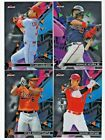 2021 Topps Finest Baseball Base & RCs #1-100 Complete Your Set ~ You Pick!