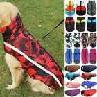 Pet Rain Coat for Small Dogs Puppy Jacket Padded Casual Waterproof Dogs Apparels