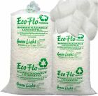 ECOFLO LOOSE FILL Packaging/Void Fill/Biodegradable/Packing Peanuts *ANY QTY*