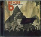 NEXUS 6-A STRANGE HABITAT-CD-the heretic-limbonic art-technical-black-metal