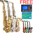 NEW CECILIO 2Series ALTO SAXOPHONE+Book+Tuner- 7 Colors