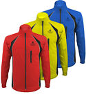 Mens Windproof Breathable Thermal Cycling Jacket