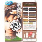 Gatsby Japan Bubble Hair Dye Color Kit - 5 Color Choice