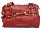 BNWT RED GOLD ARTIFICIAL LEATHER HAND/ SHOULDER BAG