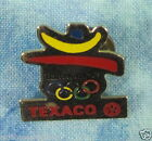 1996 Texaco Olympic Collector Pin Barcelona C-2438