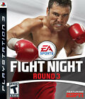 Fight Night Round 3 CHEAP PS3 GAME PAL *VGC!!*