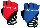 C GEL SHOCK PADDED CYCLING / CYCLE / MOUNTAIN BIKE BICYCLE MTB BMX GLOVES S - XL