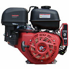 NEW 16HP Gas Engine Electric Start Side Shaft 16 HP