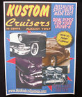 KUSTOM CRUISERS T-SHIRT RAT ROD E-CODE 50'S MAGAZINE