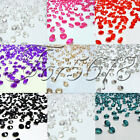 500PCS 10mm 4ct Wedding diamond Table Confetti Party Decor