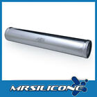 80mm Custom Alloy Aluminium Hose Joiner Connector Pipe - Select Size & Length