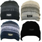 X34 BOYS KIDS THERMAL WINTER WARM THINSULATE LINED BEANIE SKI HAT IDEAL 4 SCHOOL