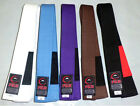 FUJI BJJ Belt *Brazilian Jiu Jitsu BELT *All sizes and colors FREE SHIP USA