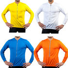Long Sleeve Cycling Jersey Biking Jersey Bicyling Bike Gear