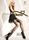 "Gatta Tights ""ZAREEN""  20denier-Patterned Tights"