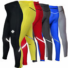 SHADOW WINTER MENS CYCLING TIGHTS cycle padded thermal tights compression