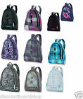 Dakine COSMO 6.5L  Zipper Compartments Organizer Pockets Backpack Purse Bag