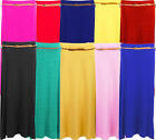 A19 LONG WOMENS GYPSY JERSEY LADIES BELTED MAXI SKIRT DRESS 08,10,12,14.