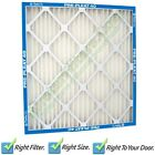 22 x 22 x 1 Pleated Air Filter *Choice of Type / Efficiency* Case of (12)