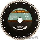 Sthor diamond blades Turbo 115-230mm