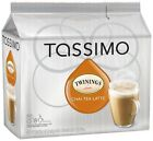 Tassimo Twinings Tea Choose Chai Latte or Earl Grey