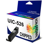 Grey NON-OEM CLI-526GY Ink Cartridge Replace for Pixma Inkjet Printers