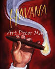 Cigars Havana - CANVAS OR PRINT WALL ART