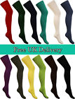 New Ladies Over The Knee Thigh High Womens Stretch Girls Socks Sizes 4 - 6½