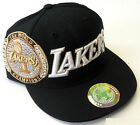 NBA Los Angeles Lakers Adidas 16X World Champions Special Edition RARE Cap Hat on eBay
