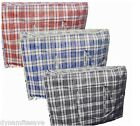 EXLARGE JUMBO  LAUNDRY STORAGE BAG STRONG REUSABLE CLOTHES SHOPPING CHECK BAG