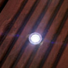 10 x LED DECK LIGHTS DECKING PLINTH KITCHEN - IP66 - 15mm & 30mm