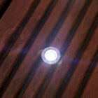 10 x LED DECK LIGHTS DECKING PLINTH KITCHEN - IP66 - 15mm 30mm 45mm 60mm ELV LV