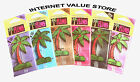 CALIFORNIA SCENTS PALMS HANGING CAR AIR FRESHNER. VARIOUS SCENTS AVAILABLE!!