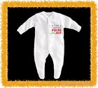 BabyGro / Sleepsuit Boy/Girl/Unisex - i am nannas pride and joy